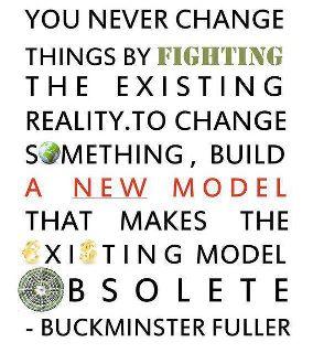 BuckminsterFullerNewModel